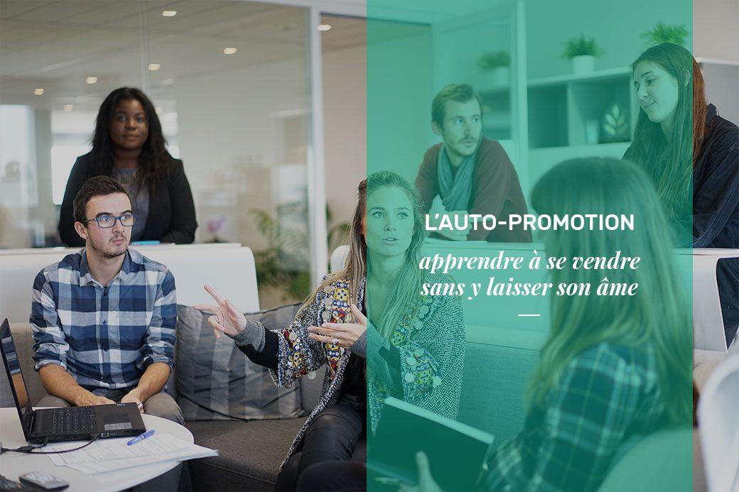 Auto-promotion - Aime ta marque