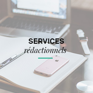 Services de rédaction