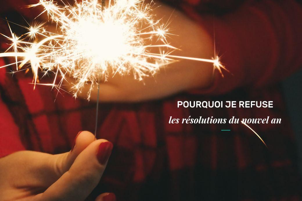 Résolutions du nouvel an
