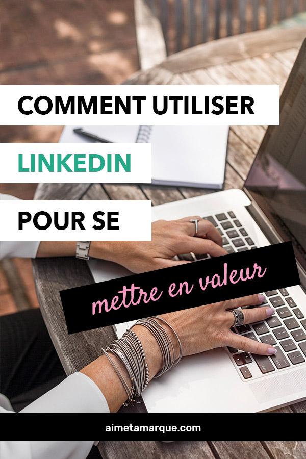 Êtes-vous de celles qui considèrent LinkedIn comme leur bête noire? J'en profite pour démontrer certaines façons d'utiliser ce réseau social à votre avantage. #linkedin #réseausocial #socialmedia #stratégie #marketing