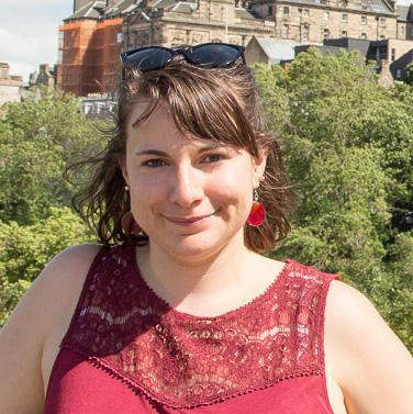 Auteure - Pénélope Poirier