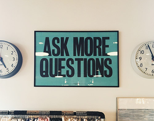 Entrevue Cynthia Joyal - poser des questions au recruteur