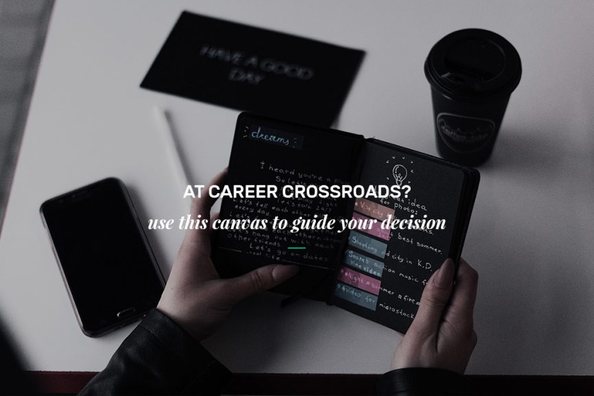 Career Crossroads Canvas