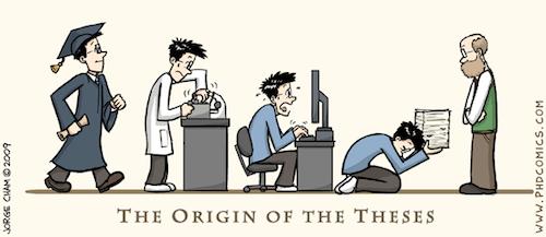 le doctorat: un emploi plus que des études