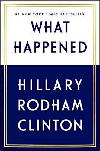 What Happened de Hillary Clinton