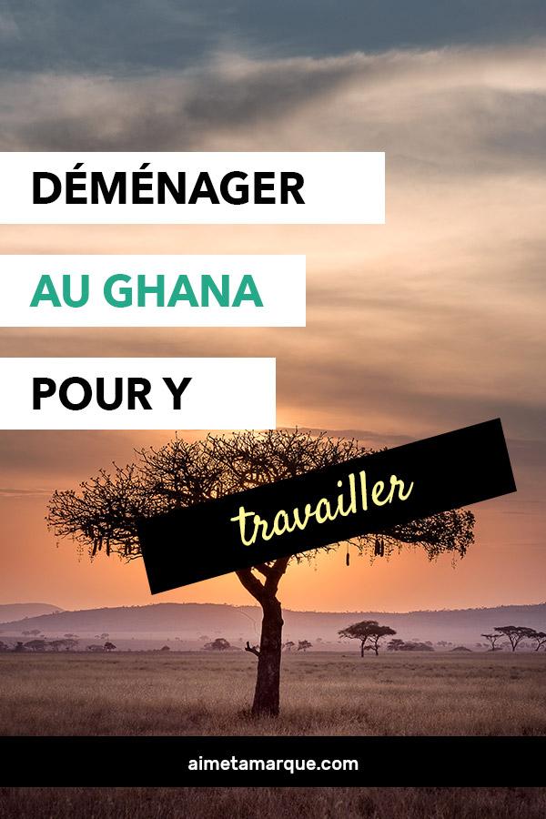 L'année dernière, j'ai décidé de déménager au Ghana pour y travailler comme chercheuse dans un hôpital. Voici ce que j'ai appris de mon expérience d'expatriée! #expat #travel #voyage #Ghana #nomade