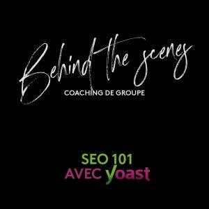 Coaching de groupe SEO 101 avec Yoast