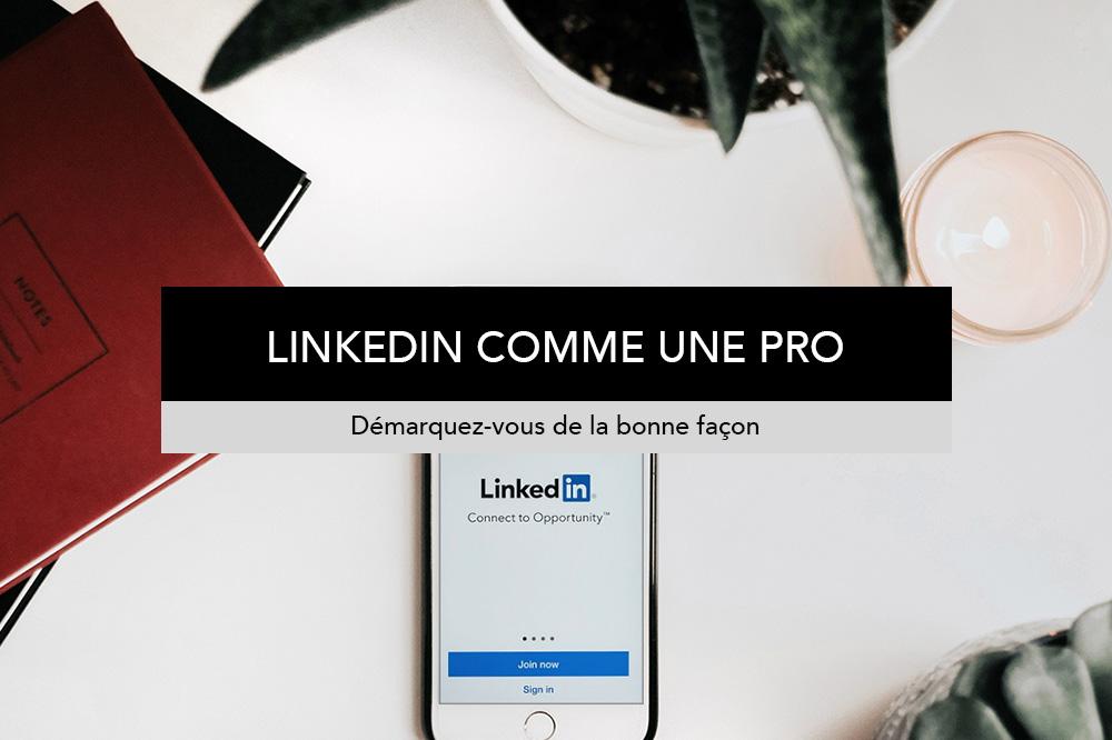 Formation en ligne LinkedIn comme une pro