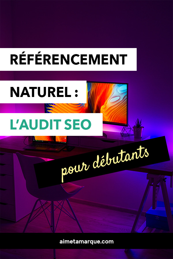 Gérer son référencement naturel (ou SEO), c'est bien plus que d'utiliser des mots clés. Dans cet article, attaquons-nous à l'audit SEO. #SEO #siteweb #présenceweb #marketingweb #SEOtips #marketingtools #blogging #webtrepreneur