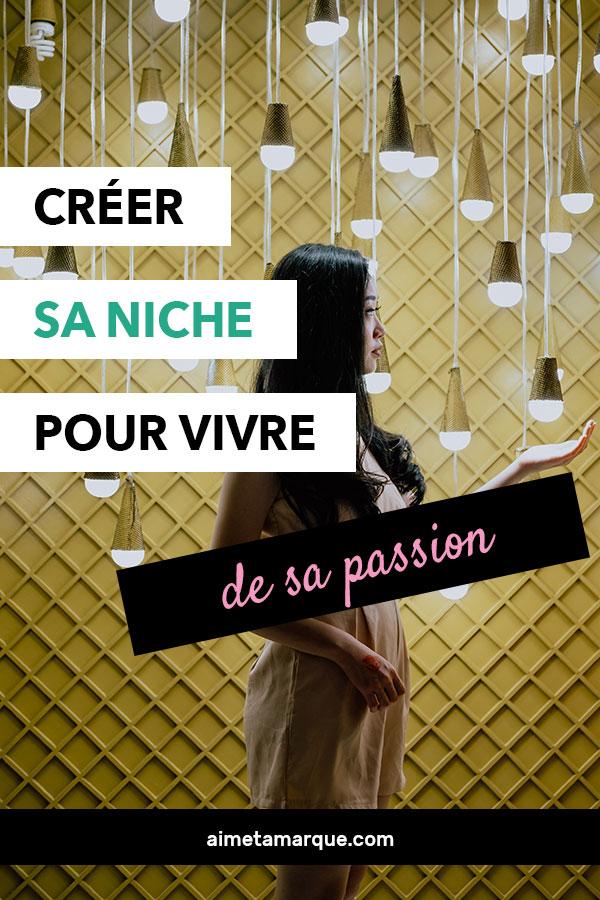 Trouver sa niche peut être un moyen efficace de vivre de sa passion. Découvrez comment j'ai trouvé la mienne et comment vous pouvez vous aussi y arriver. #entreprenariat #trouversapassion #freelance