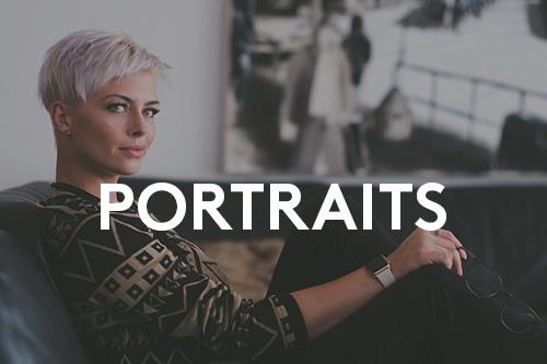 Des portraits de marque pour mettre en valeur les femmes qui nous inspirent.