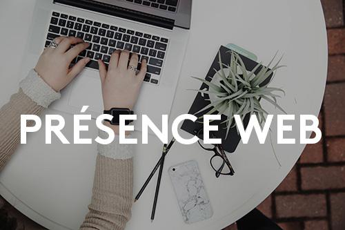 Augmente ta visibilité et ta notoriété grâce au web.