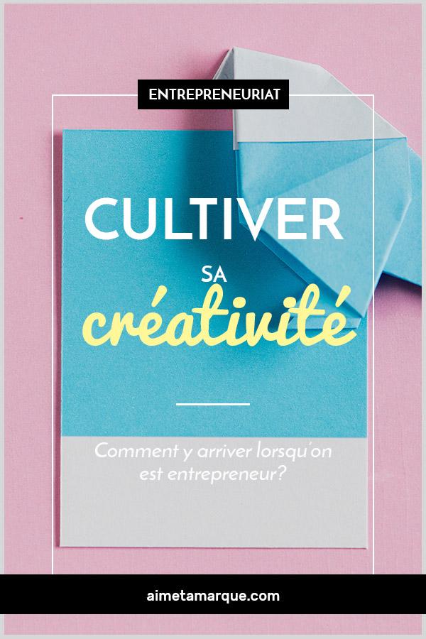 Concrètement, qu'est-ce que la créativité? Comment la développer pour nous permettre de réussir à titre d' #entrepreneur ? Si vous vous demandez comment être plus créatif dans votre vie de tous les jours, j'ai listé quelques astuces pour vous. #entrepreneuriat #freelance #créativité