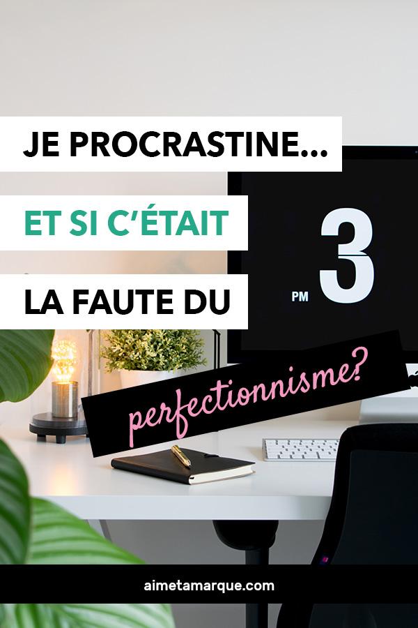 #productivité Êtes-vous du genre à procrastiner? À sentir que vous n'arrivez pas à conclure vos tâches? Peut-être êtes-vous trop perfectionniste? Un article pour réfléchir à ce stress de performance qui peut vous bloquer dans vos objectifs. #anxiété #performance