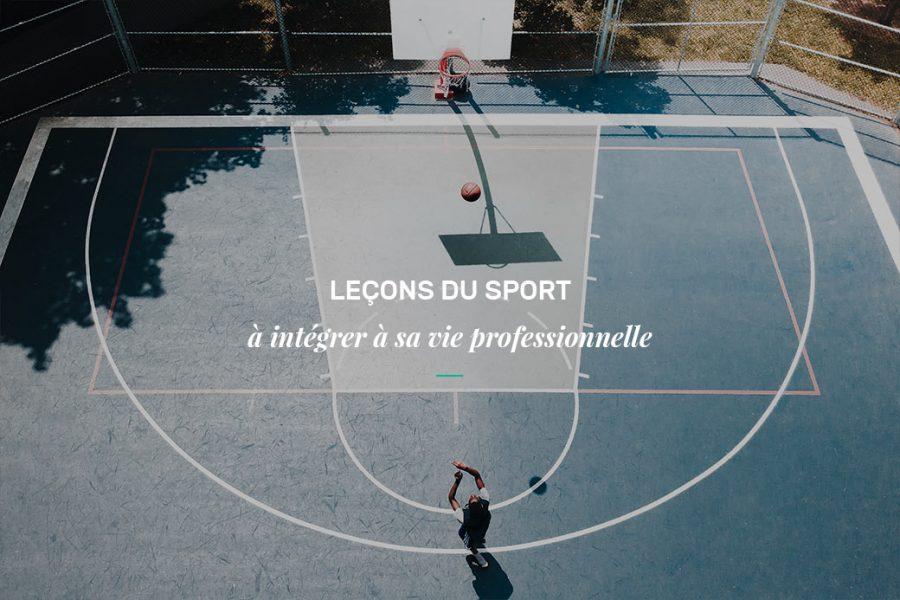 Sport et vie professionnelle : les leçons