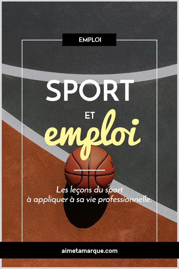 Sport et vie professionnelle font généralement bon ménage. Les leçons apprises sur le terrain se manifestent généralement positivement dans la carrière ou au travail. Découvrez quelles compétences se transfère bien du terrain de jeu au bureau.