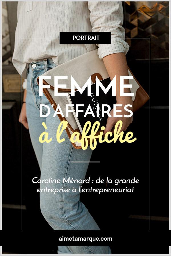 Caroline Ménard est présidente de Brio Conseils. Elle offre des conseils sur son passage de la grande entreprise à l'#entrepreneuriat. #conseils #emploi