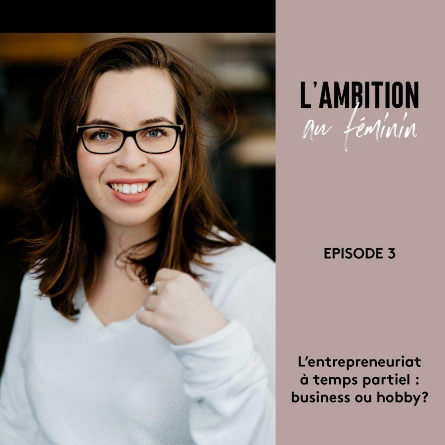 L'entrepreneuriat à temps partiel: entreprise ou hobby?