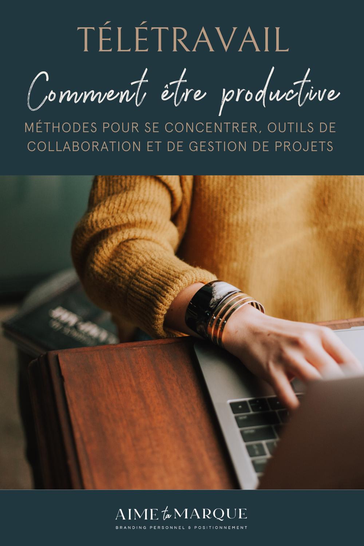 Dans cet épisode de podcast, on vous révèle nos astuces pour rester concentrée et motivée en télétravail, nos outils de collaboration préférés pour travailler à distance, comment bien communiquer avec votre équipe en ligne. Bref, comment être plus heureuse en travaillant de la maison. #teletravail #travail #freelance