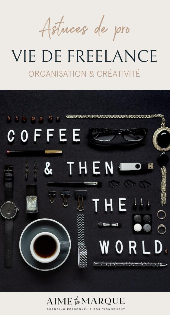 Es-tu freelance ou penses-tu à te lancer comme travailleurs autonomes? Dans cet épisode de podcast, découvre des astuces de pro pour l'organisation, la créativité et la productivité de la vie de pigiste. #freelance #pigiste #entrepreneuriat