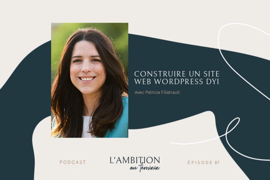 Construire un site web WordPress DIY